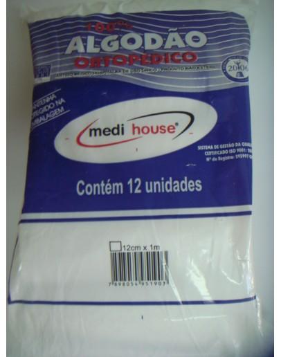 Algodão Ortopédico 6cm (12 unidades) - Medi House