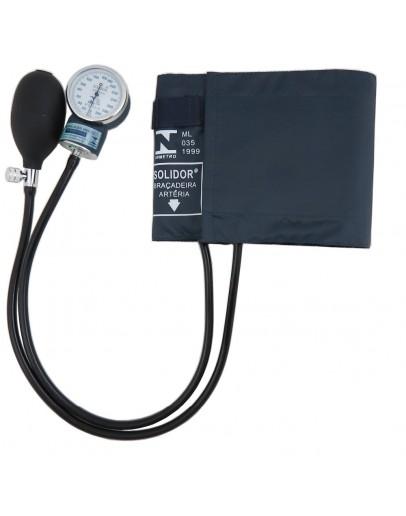 Aparelho de Pressão Arterial Fecho de Velcro - Solidor