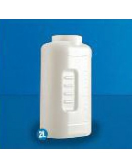 Coletor de Urina 24 horas Branco 2 litros - Cral