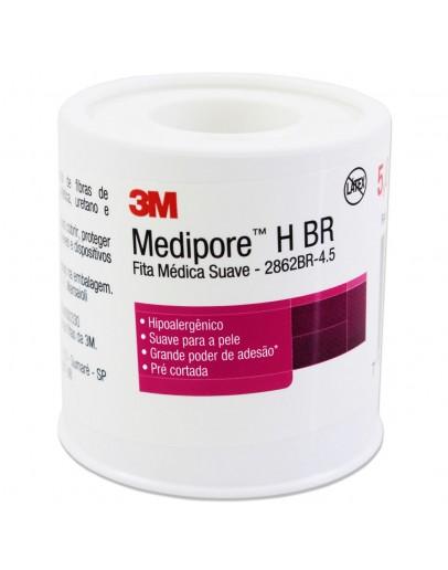 Fita Medipore Suave 2,5cm x 9,1m - 3M