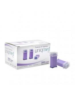 Lanceta de Segurança 28G 1,8mm (100 unidades) - Uniqmed