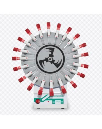 Homogeneizador de Tubos Bivolt (capacidade de 20 tubos) - Labor Import