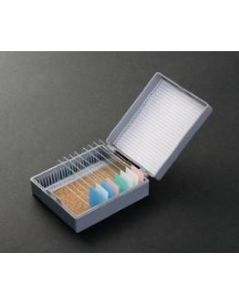 Caixa Porta Lâmina De Microscopia - Cral