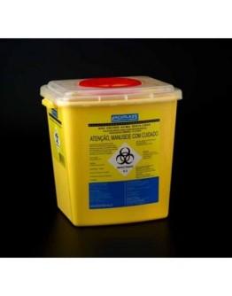 Coletor Rígido para Perfurocortante 1 Litro - Cral