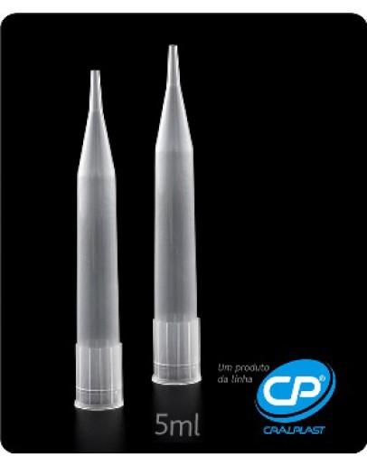 Ponteiras Capacidade 5ml (300 unidades) - Cral