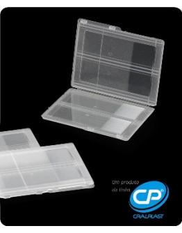 Porta Lâmina Tipo Envelope Capacidade para 2 Lâminas - Cral