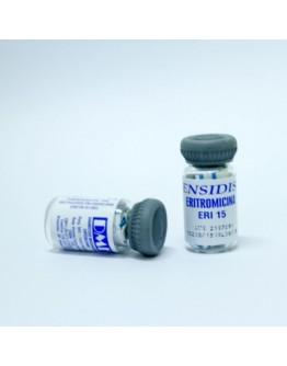 Sensidisc Eritromicina ERI 15 - DME