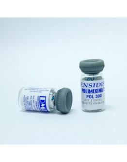 Sensidisc Polimixina B POL 300 - DME