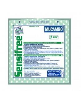 Luva Cirúrgica Estéril 6,5 (BR 7,0) Sensifree - Mucambo