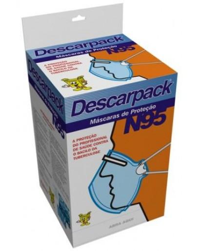Máscara de Proteção N95 - Descarpack