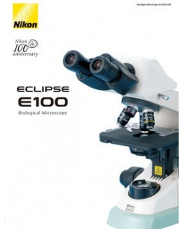 Microscópio Eclipse E100 LED - Nikon