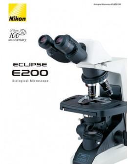 Microscópio Eclipse E200 LED - Nikon