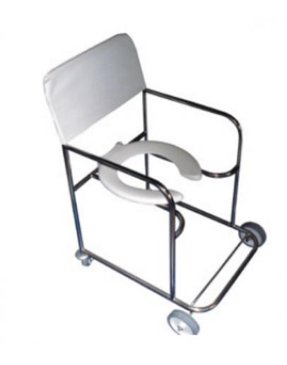 Cadeira de Rodas para Banho Obeso - Santa Luzia