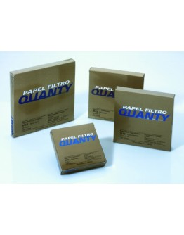 Papel Filtro Quantitativo 50x9 Faixa Azul (100 unidades) - J.Prolab